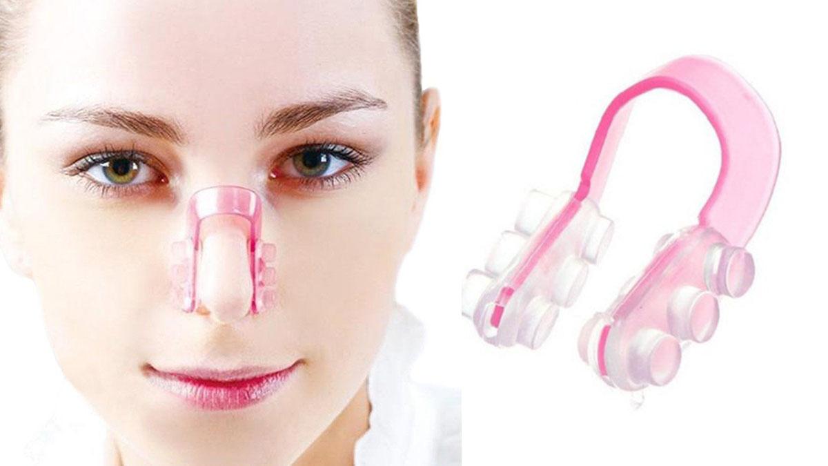 Kẹp nâng mũi có hiệu quả không?